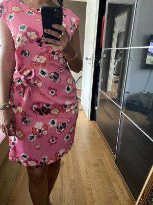 Kleid rosa L 40 pink Blumen s.oliver