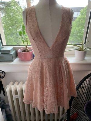Kleid Rose Neu