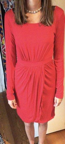Kleid; rot