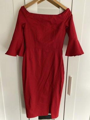 Kleid rot gr.36