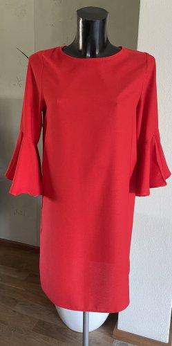Kleid Rot Gr. S von Zara - Neu o. Etikett