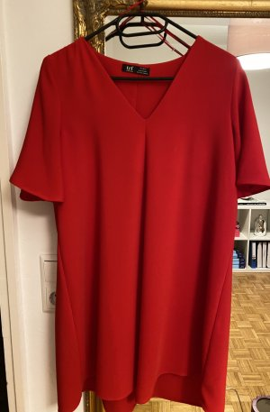 Kleid Rot Zara