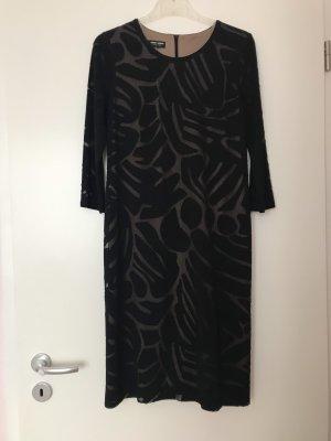 Kleid Rouge et Noir schwarz beigebraun, Gerry Weber 36