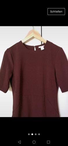H&M Evening Dress bordeaux
