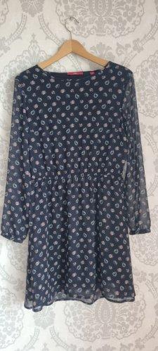 s.Oliver Midi Dress multicolored