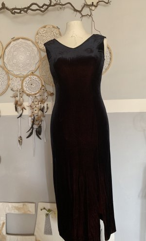 Kleid, Samt