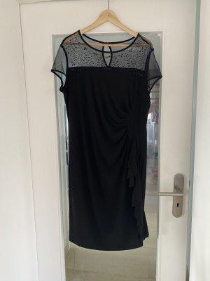 Kleid, schick schwarz