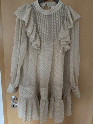 Kleid/ schickes Kleid/ H&M Kleid/ gepunktetes Kleid