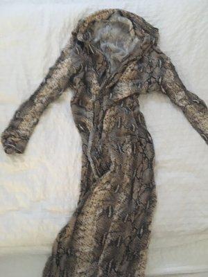 Kleid Schlangen Optik