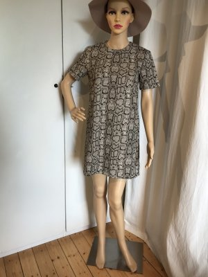 Kleid, Schlangenoptik, XS