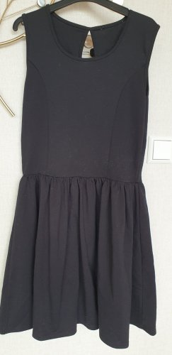 Even & Odd Peplum Dress black