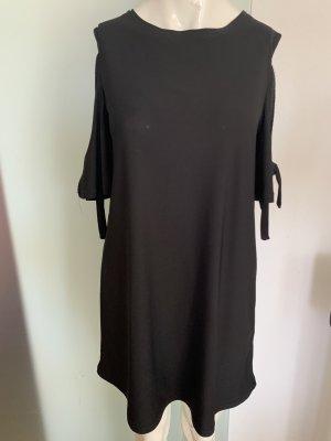 Kleid Schulter offene Ärmeln Gr 36 38 S von Mango