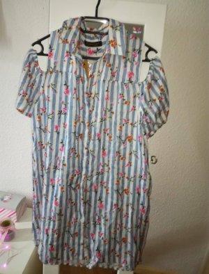 Kleid Schulterfrei/Cut Out/Cold Shoulder