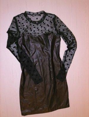 Kleid Schwarz 34