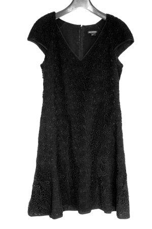 Club Monaco Shortsleeve Dress black