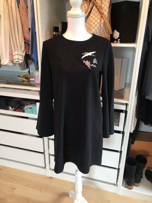 Mango Longsleeve Dress black