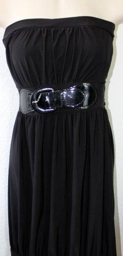 Daniel Stern Off-The-Shoulder Dress black