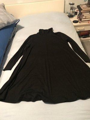 Kleid schwarz A-Linie Rollkragen Größe XL von Floryday – Neu mit Etikett, ungetragen