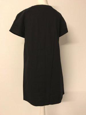 Kleid schwarz Baumwolle/Elasthan Mango