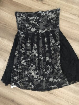 Kleid schwarz beige Vero Moda