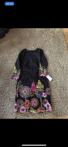 Disigual Longsleeve Dress multicolored
