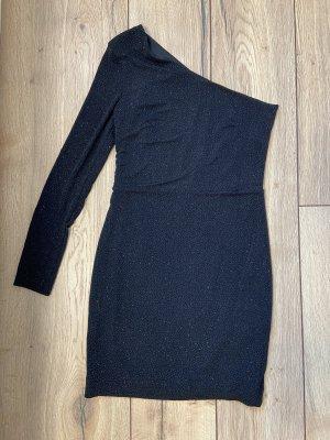 H&M Robe asymétrique noir
