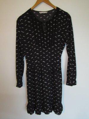 Kleid schwarz Damen AAIKO Gr. M