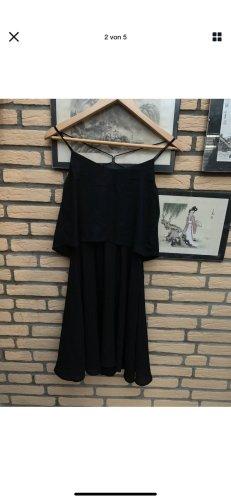 Object Sukienka mini czarny