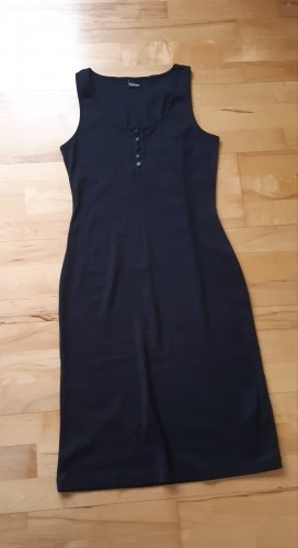 Chillytime Midi Dress black