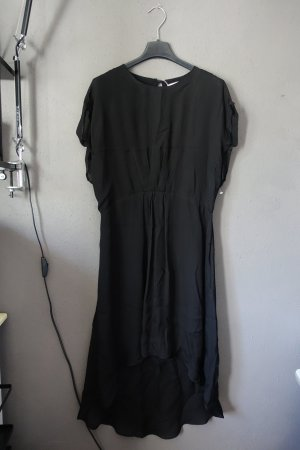 Kaviar Gauche for Zalando Asymetryczna sukienka czarny Wiskoza