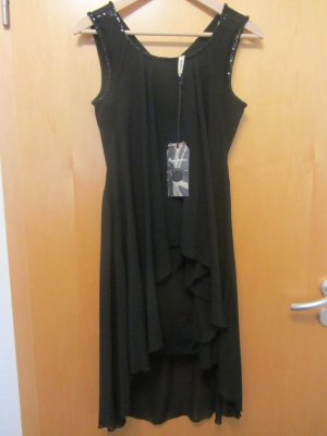 Pepe Jeans Flounce Dress black cotton