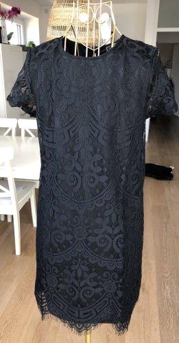 Kleid schwarz, Lipsy Größe 34, Kleid, Hochzeit, Ballkleid, Spitzenkleid, Trauzeugin neu ohne Etikett