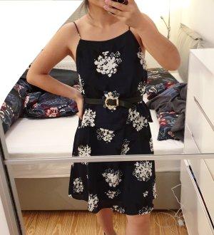 Kleid schwarz samsoe samsoe neu mit Etikett blau weiß