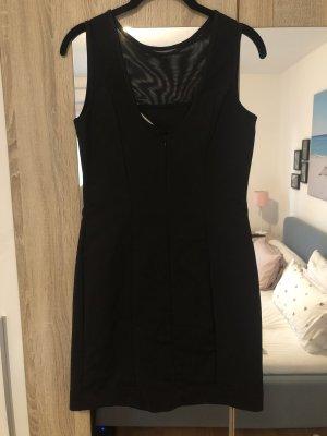 Kleid schwarz schlicht