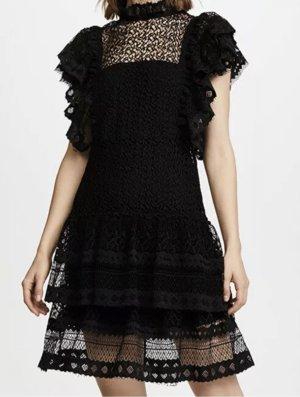 Anine Bing Shortsleeve Dress black