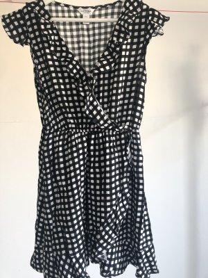Arizona Mini Dress black-white