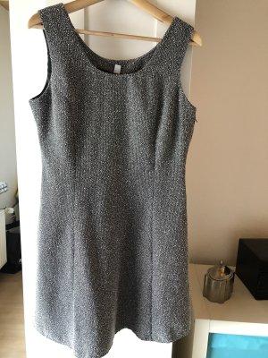 Kleid schwarz /weiß Gr.40