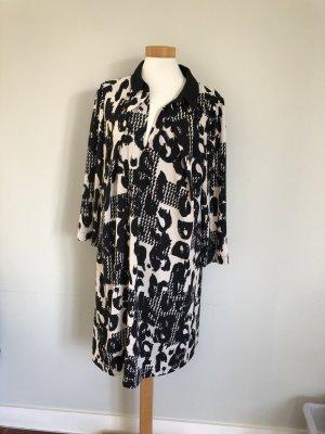 Kleid schwarz weiß Gr. 40 Summim