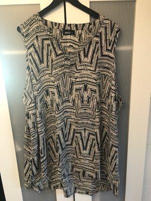 Kleid schwarz /weiß Größe 54 Neu
