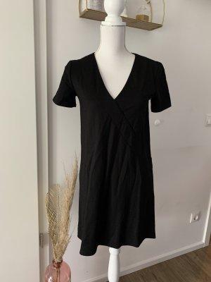 Kleid schwarz Zara S