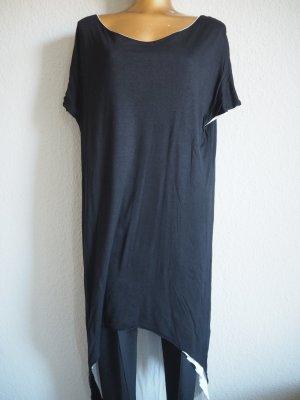 Kleid Schwarz - zum Wenden Gr. 38 Casual Look