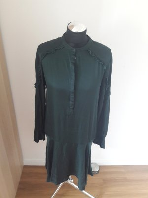 Second Female Mini Dress dark green-forest green