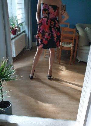 See by Chloé Abito senza spalle multicolore
