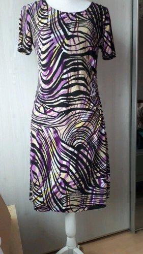 Chares vögele Summer Dress violet-black polyamide