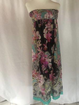 Kleid Seide