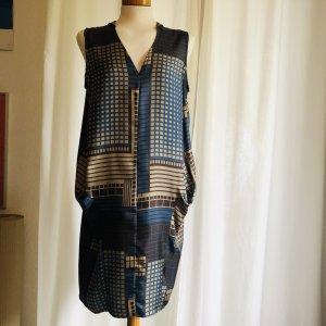Sisley Vestido de Verano multicolor