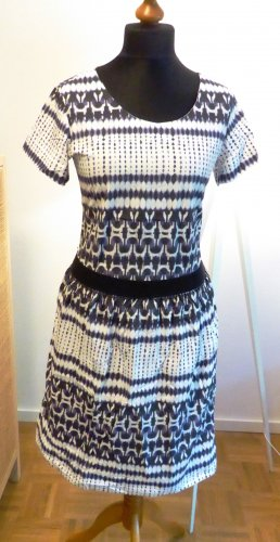 Kleid (Set aus Bluse/Shirt) Rene Lezard, wie NEU, Gr. M