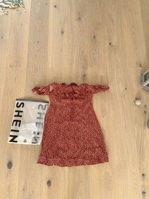 Kleid Shein rot