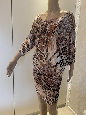 Kleid Shirt einheitsgrösse neuwertig mit strass vorne besetzt