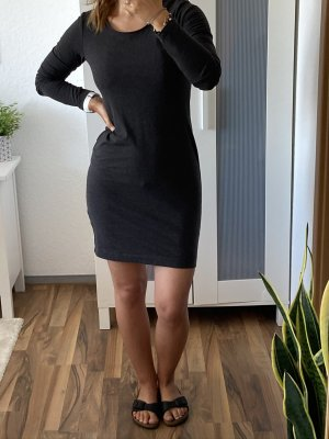 Kleid - Shirt - grau - H&M